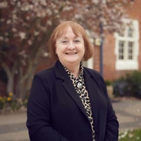 Governor Elizabeth Critchley