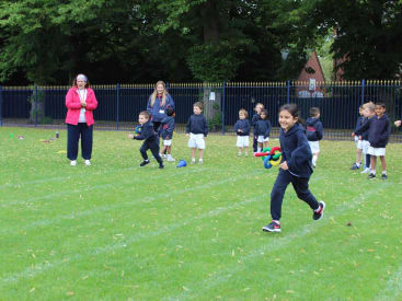 Reception Sports Day featured image