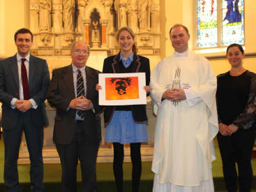 Double Celebration at the First Mass of the Academic Year featured image