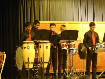 Percussion Concert featured image