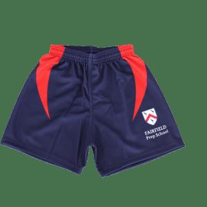 Fairfield Blue Shorts