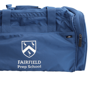 Royal Blue Kit Bag