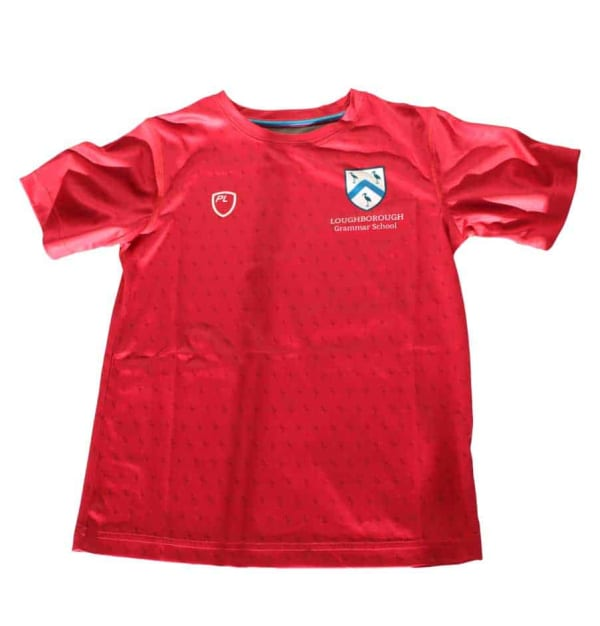 Loughborough Grammar School PE Top