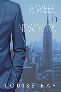 A Week in New York Book Cover