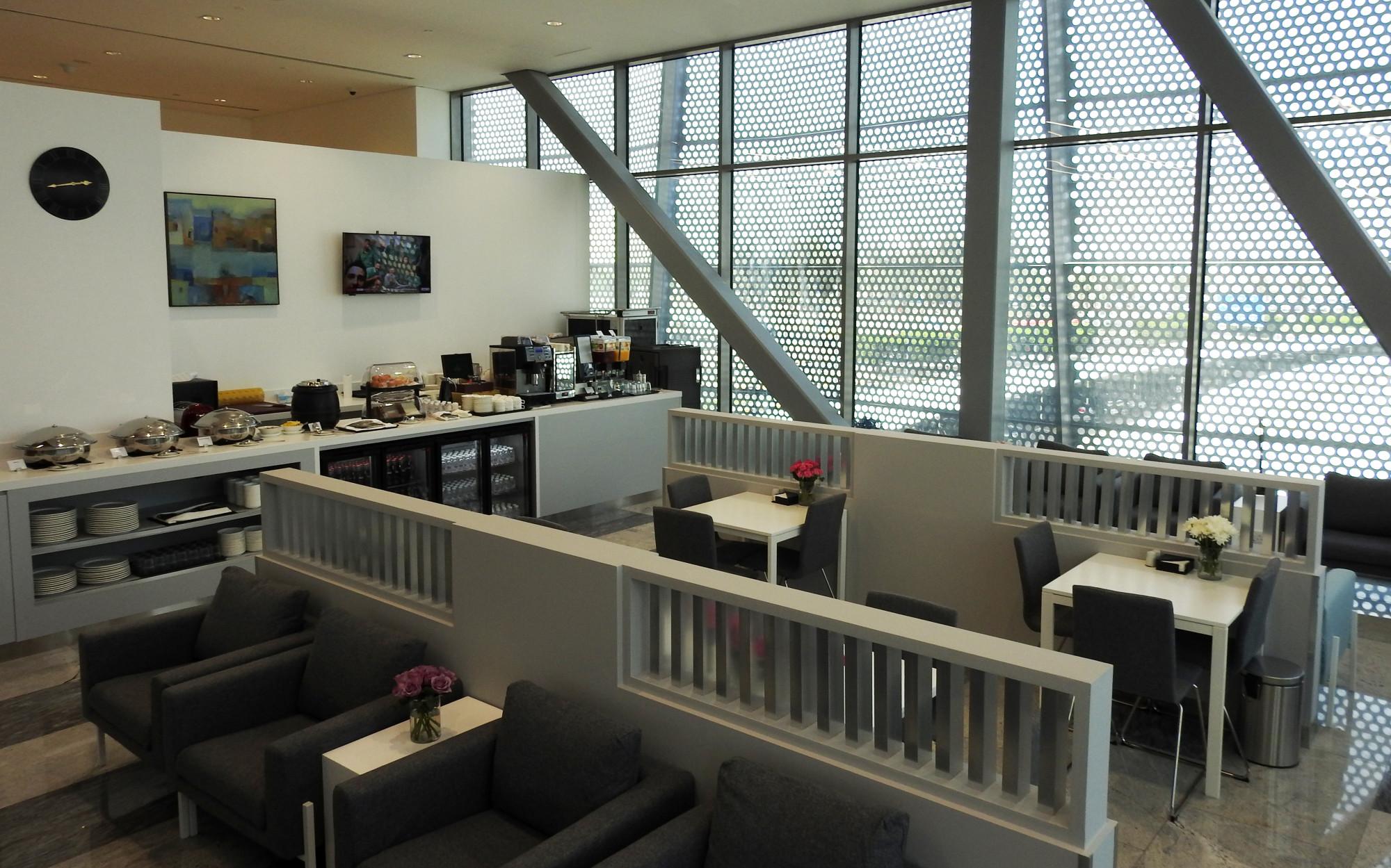 KWI: Kuwait International Airport Lounge Access (Kuwait