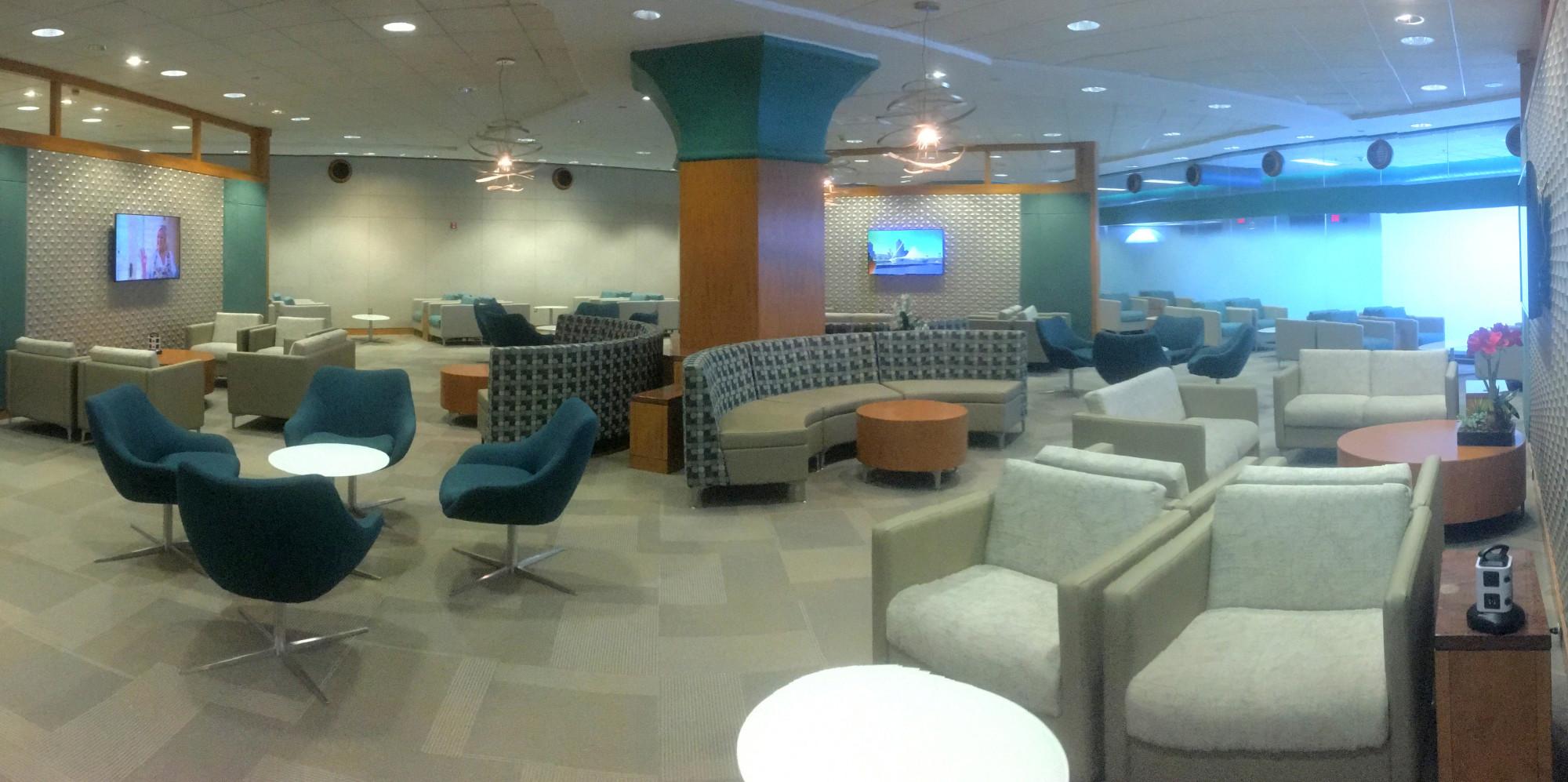 lounges am mia internationaler flughafen miami (vereinigte