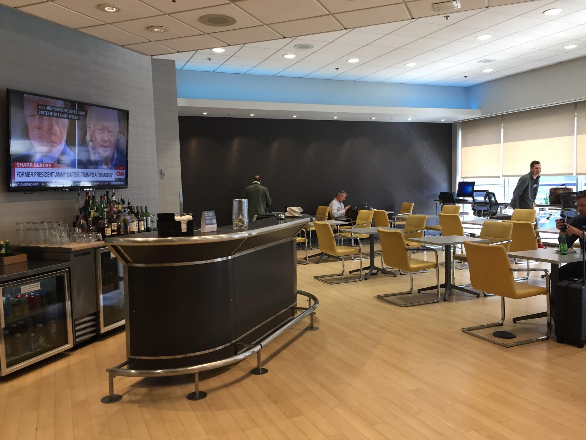 Bos Logan International Airport Lounge Access United States