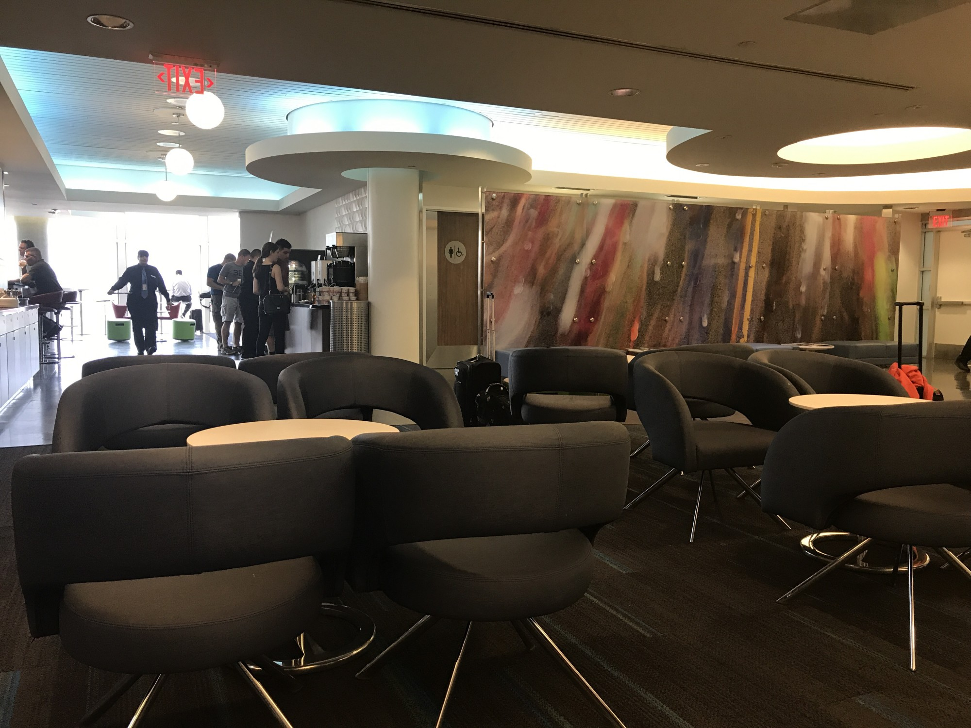 Lax Delta Air Lines Delta Sky Club South Reviews