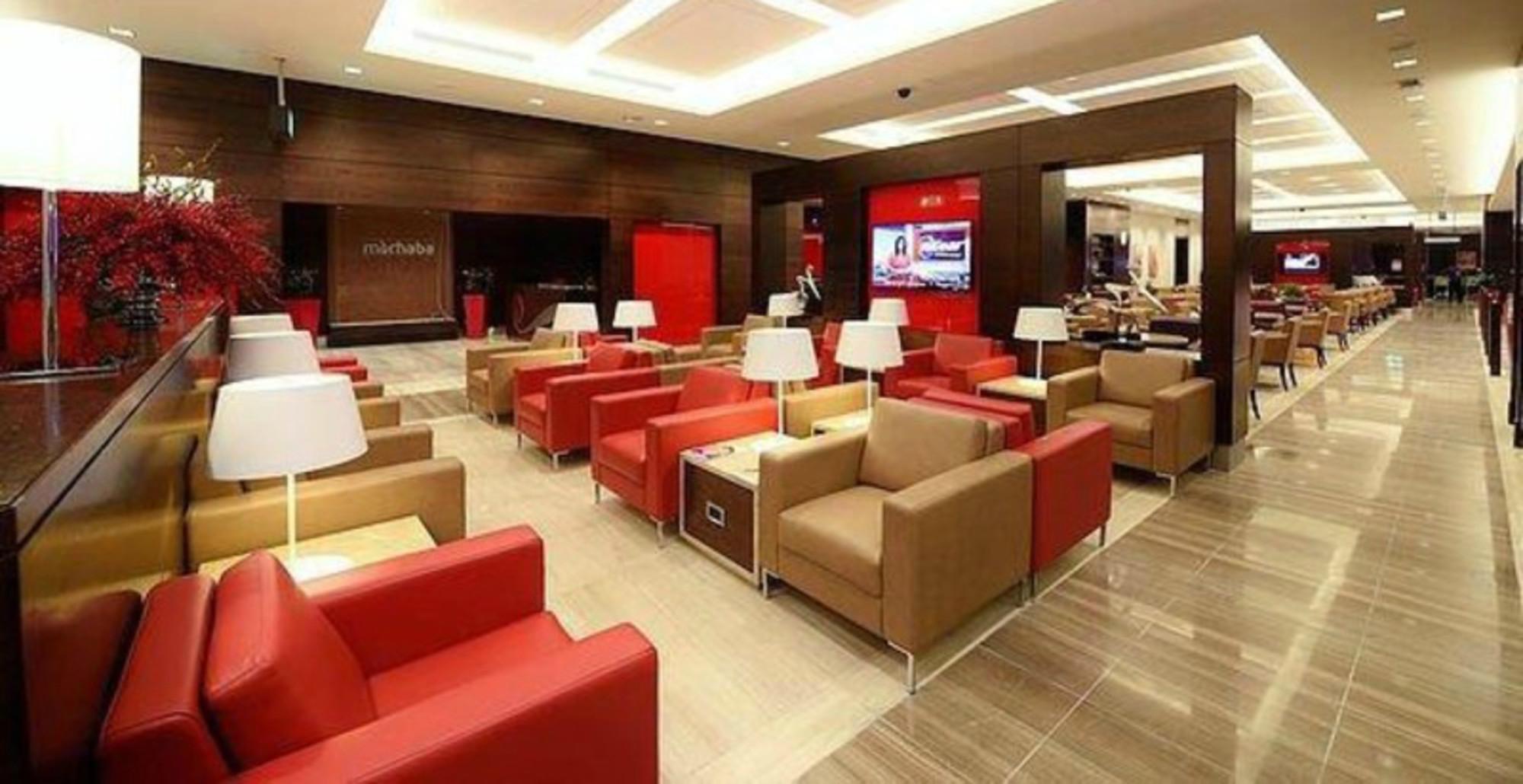 DXB: Dubai International Airport Lounge Access (United Arab Emirates