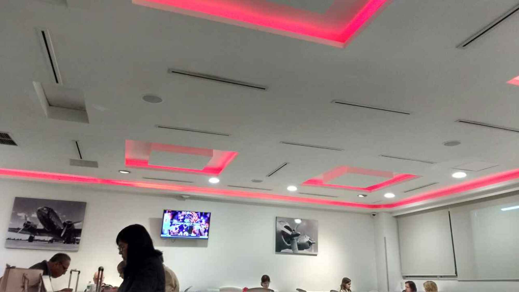 MEX: Avianca Sala VIP (Operated By Global Lounge) Reviews