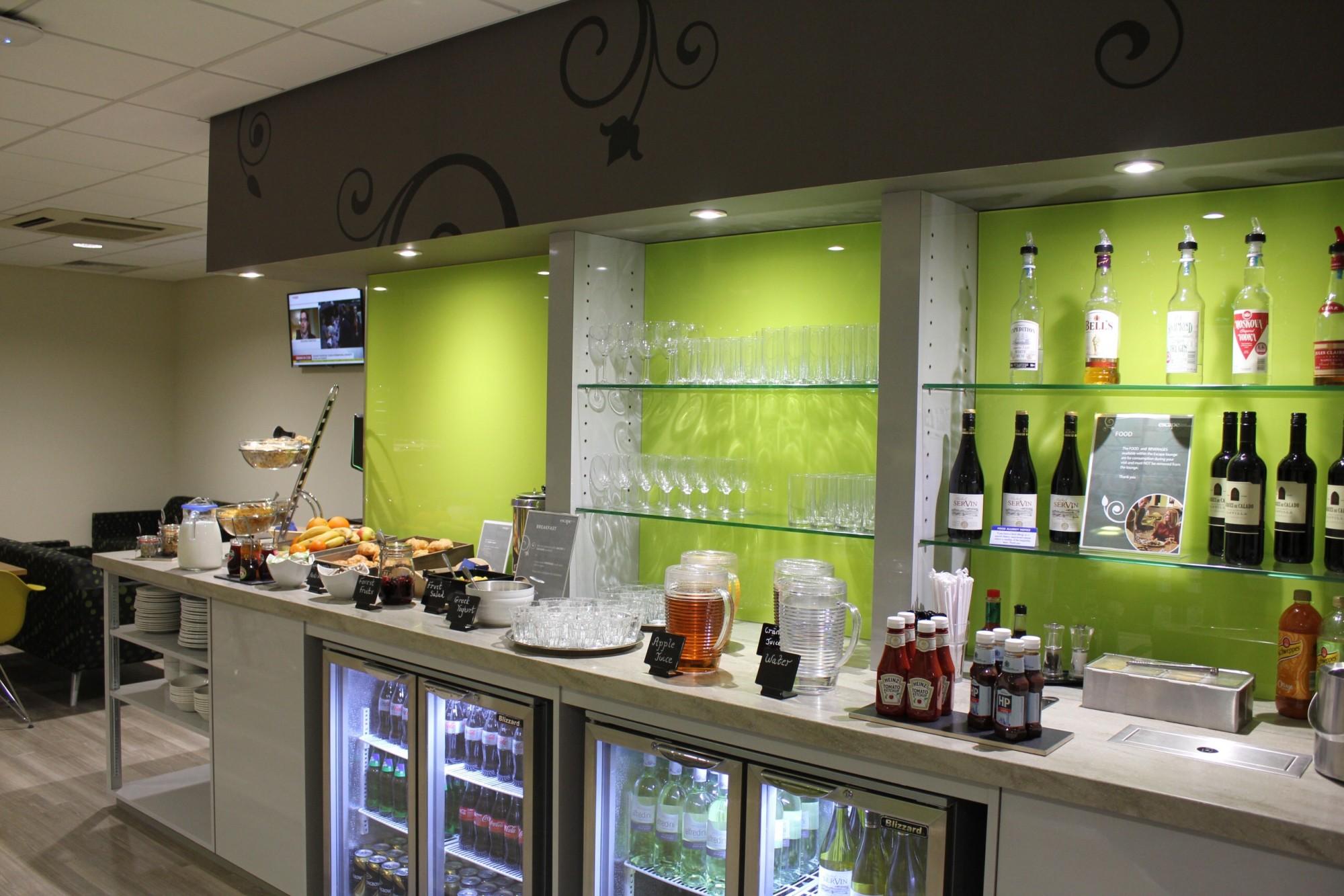 escape lounge manchester airport t2 deals