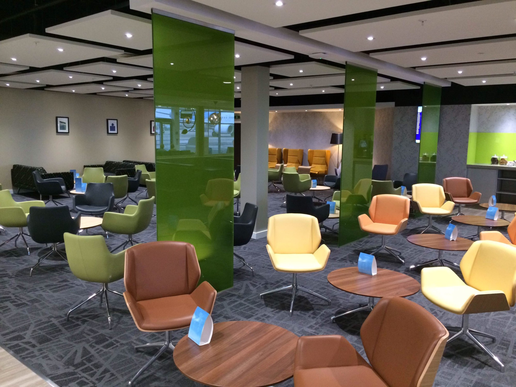 EMA Escape Lounge Reviews & s Main Terminal East Midlands