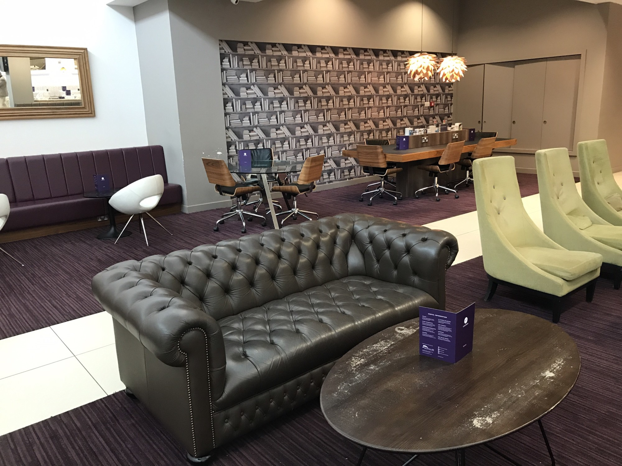 No1 Lounges, Edinburgh
