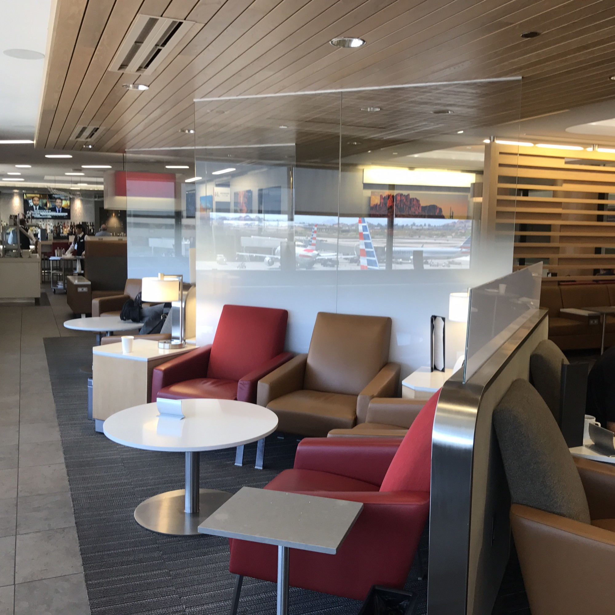Phx American Airlines Admirals Club Gate A7 Reviews