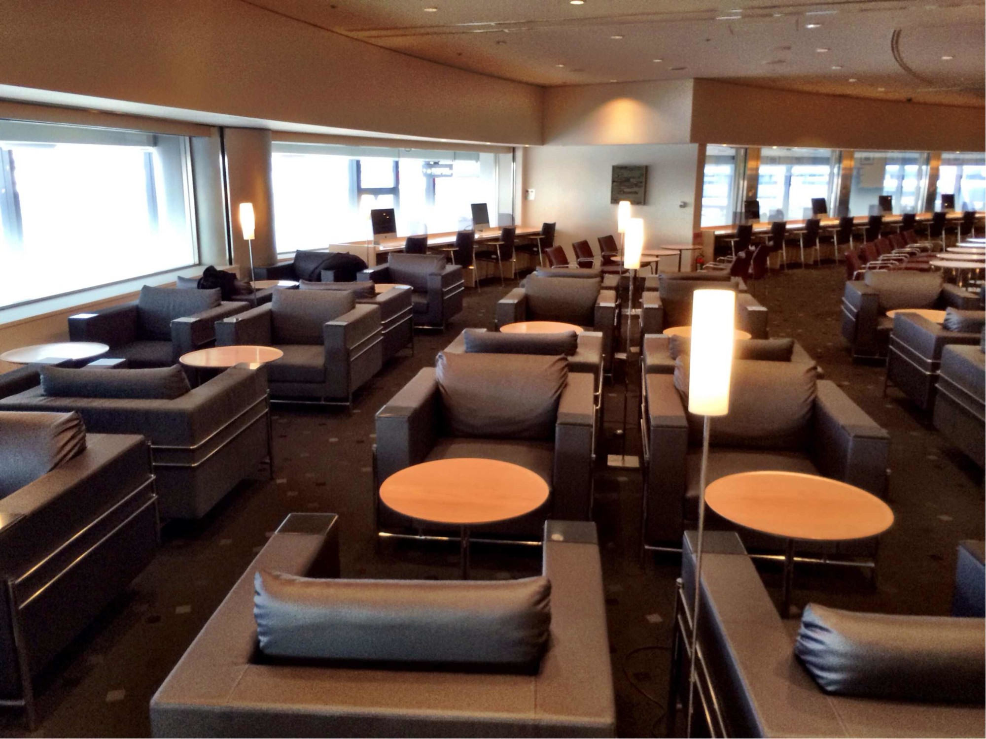 Nrt Delta Air Lines Delta Sky Club Reviews Amp Photos