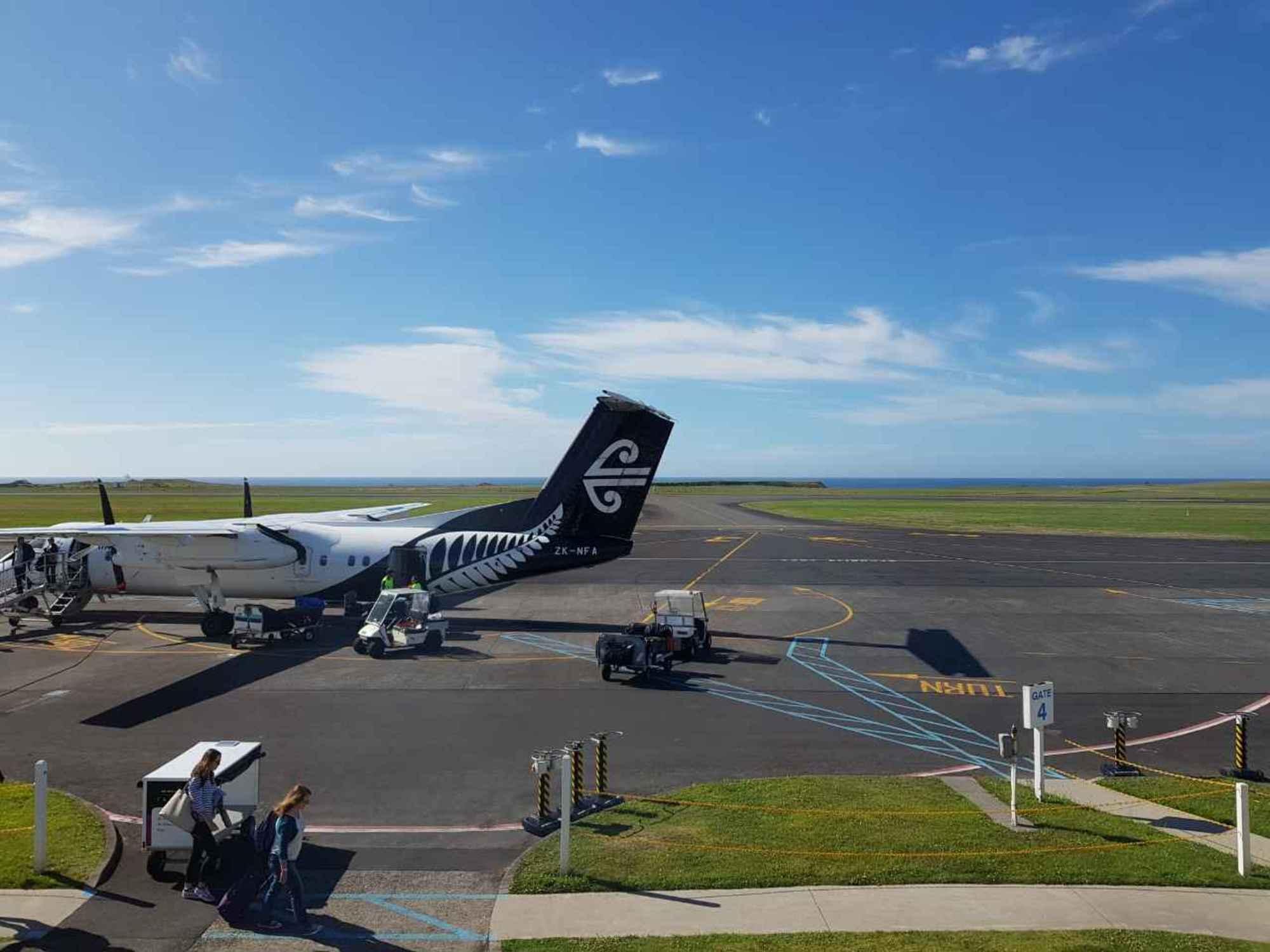 NPL: Air New Zealand Regional Lounge Reviews & Photos - Main ...
