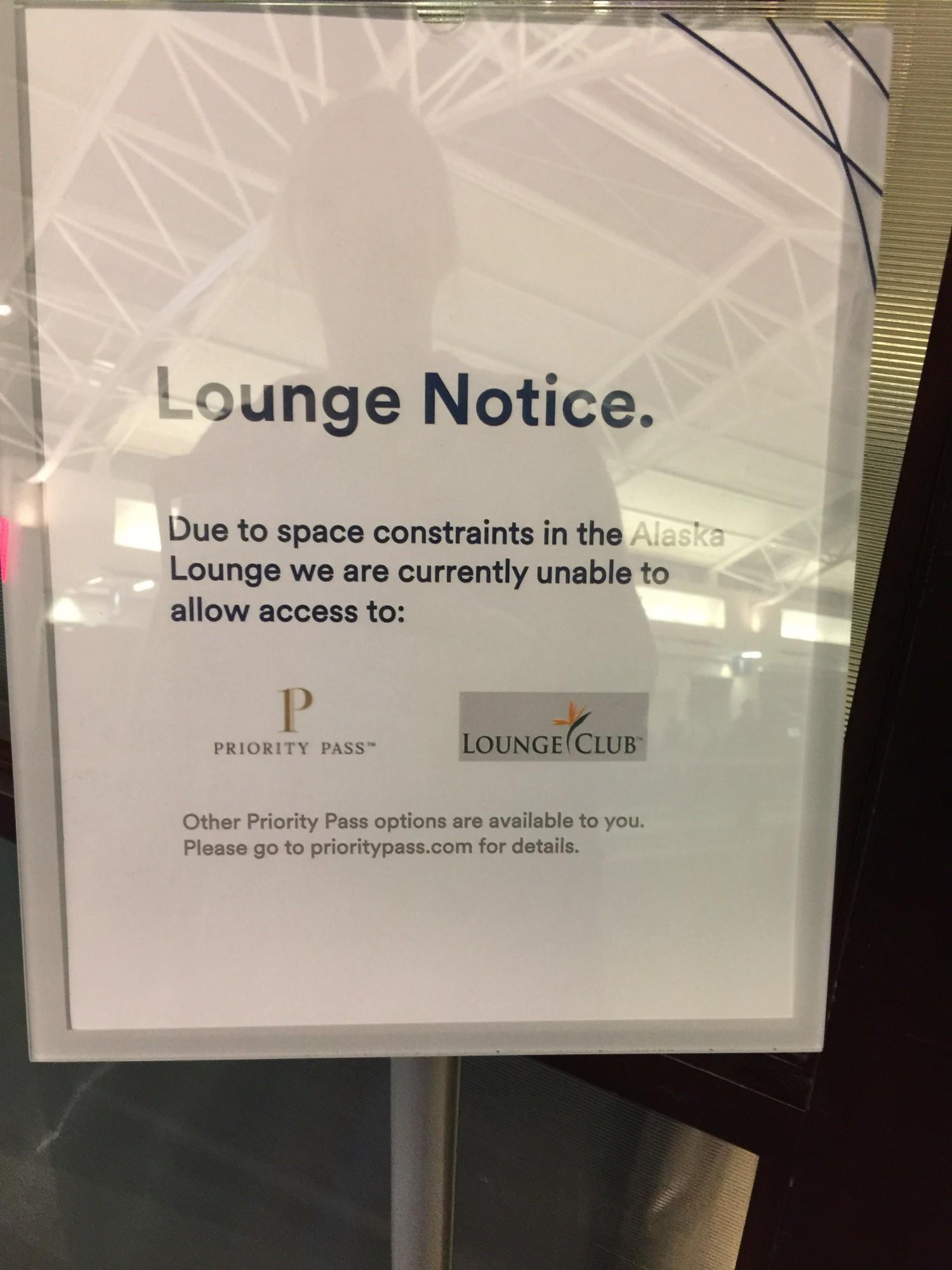 Pdx Alaska Airlines Alaska Lounge Reviews Amp Photos
