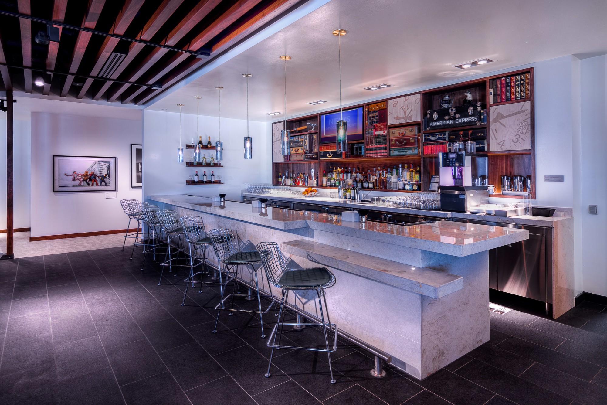 Las The Centurion Lounge Reviews Amp Photos Terminal 1