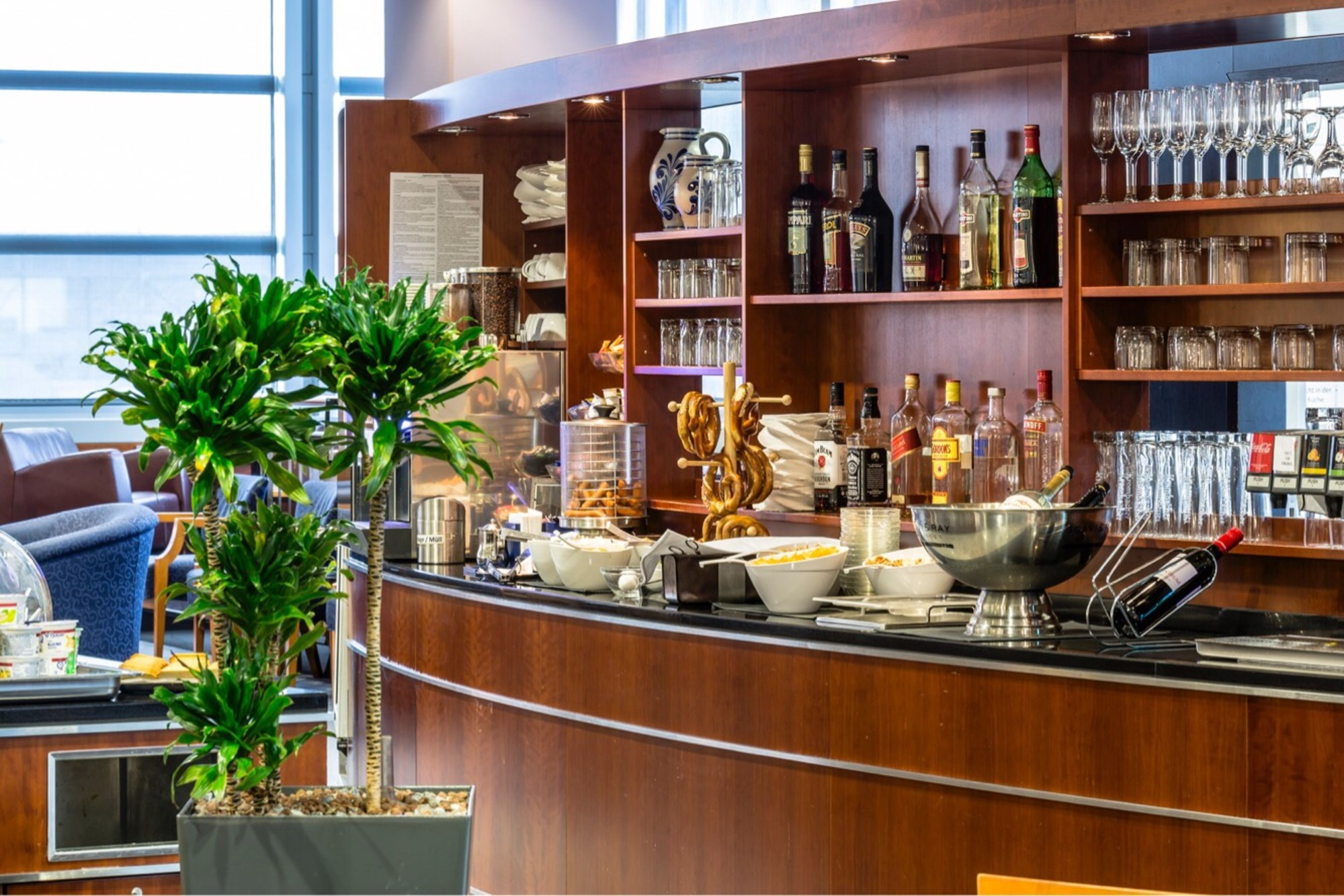 FRA: Sky Lounge Bewertungen und Fotos - Terminal 2, Concourse D ...