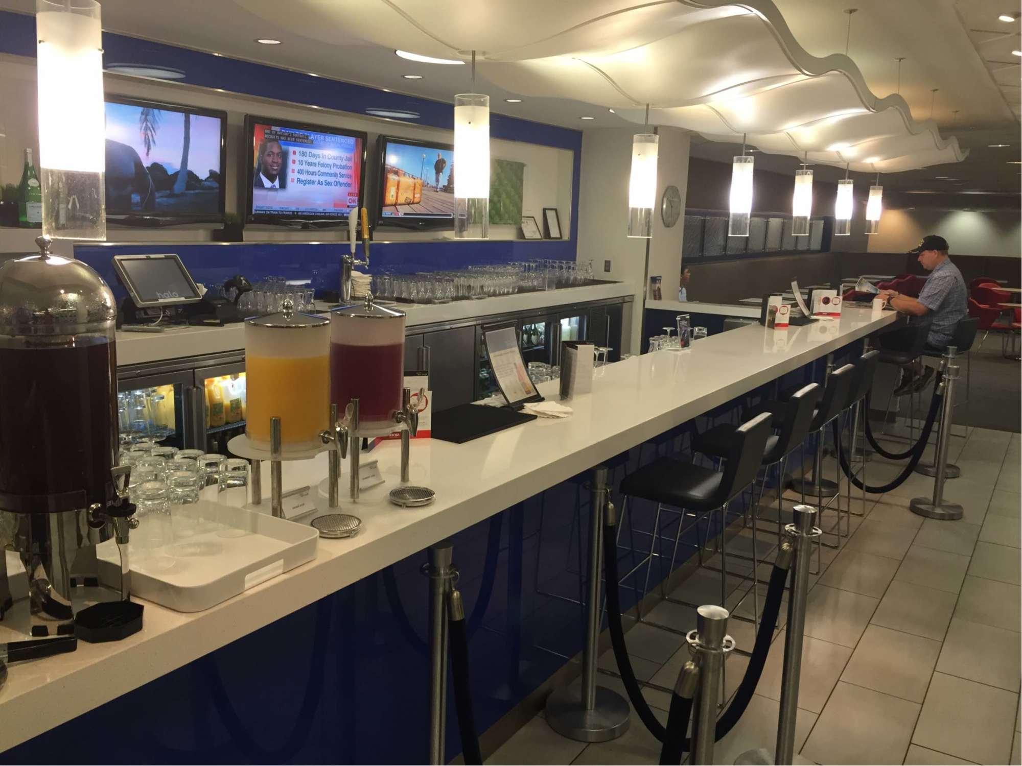 Msp Delta Air Lines Delta Sky Club Reviews Amp Photos
