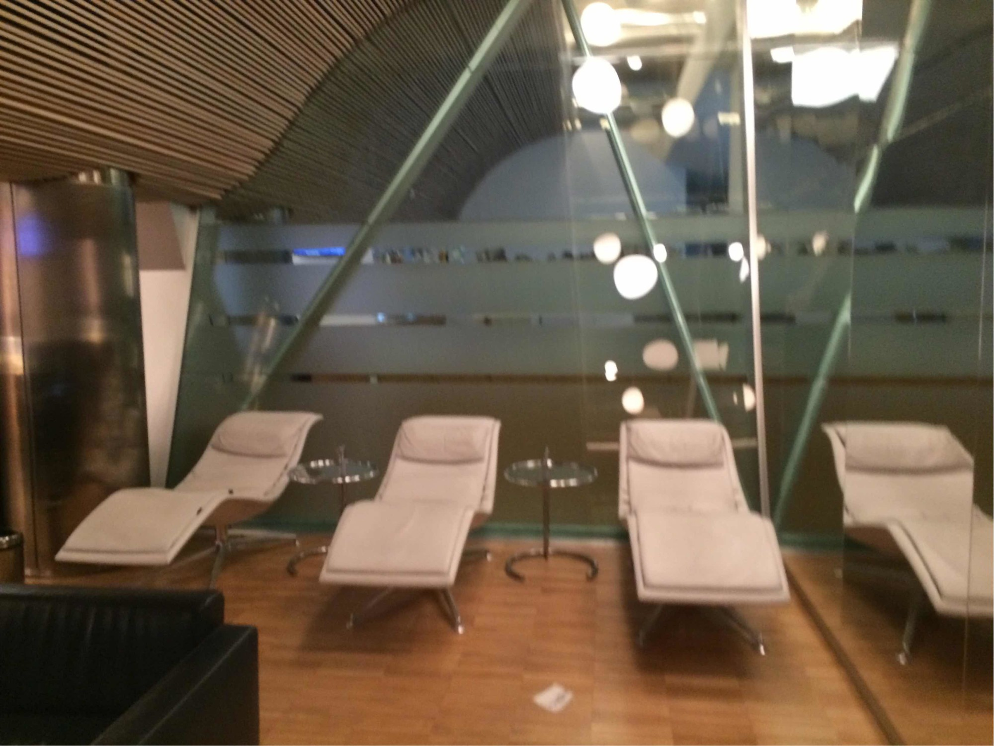 how to get free airport lounge pass with westjet