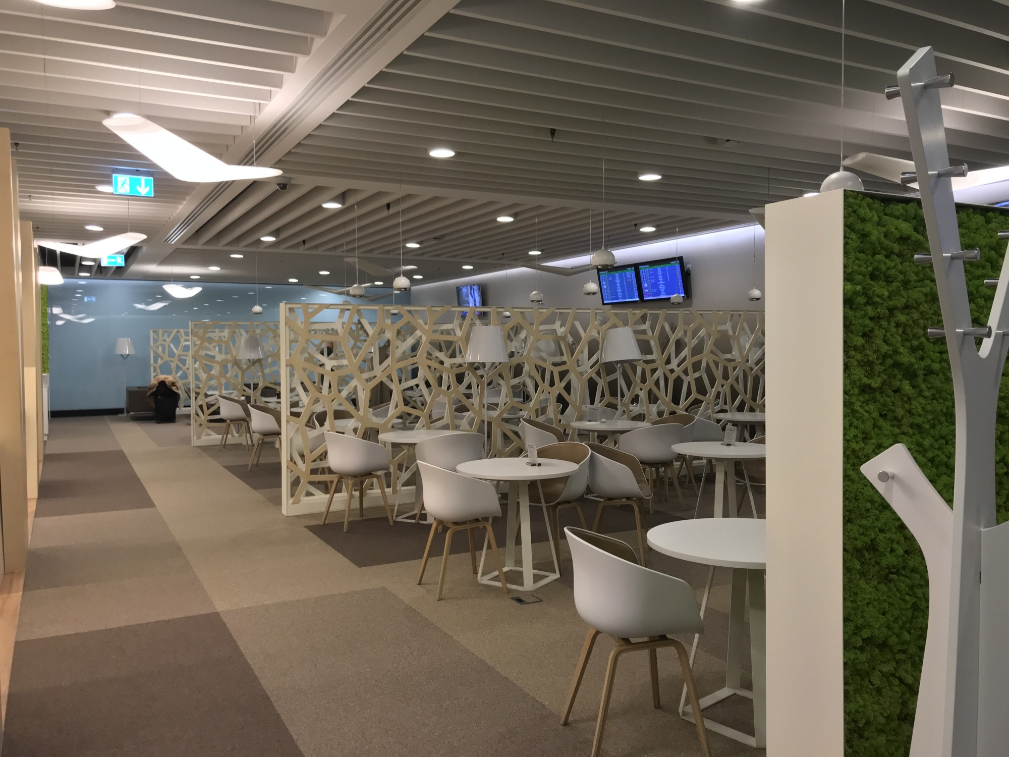 Aeroporto Waw : Waw: preludium executive lounge reviews & photos terminal a