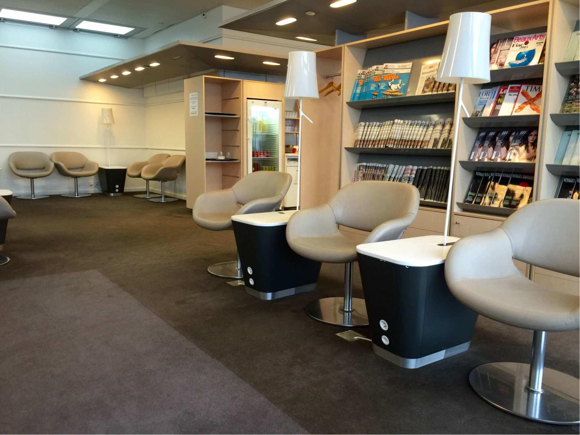 Air France Lounge Access