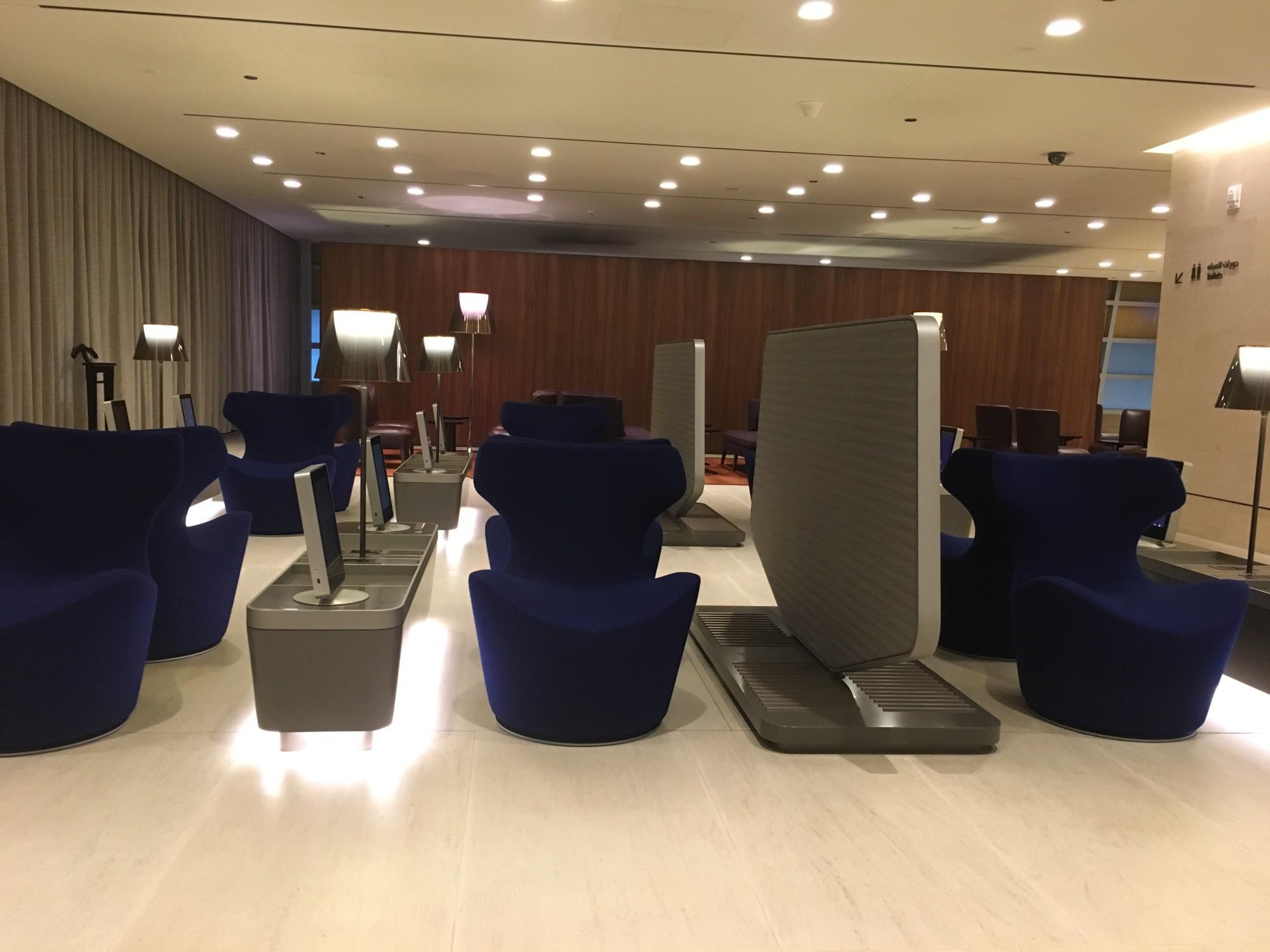 Doh al maha arrival lounge reviews photos terminal 1 hamad doh al maha arrival lounge reviews photos terminal 1 hamad international airport loungebuddy m4hsunfo
