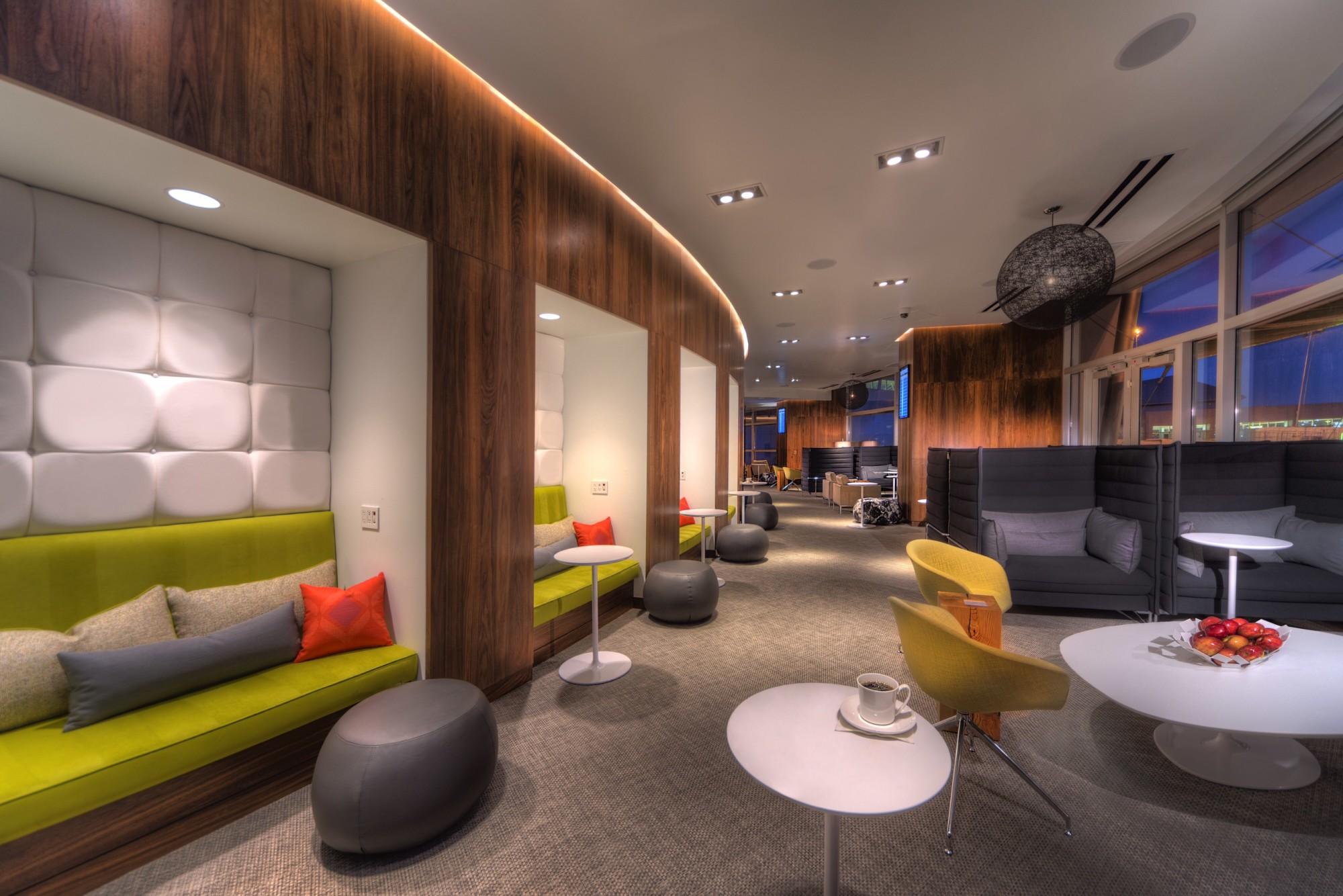LAS: The Centurion Lounge Reviews \u0026 Photos - Terminal 1, Concourse ...