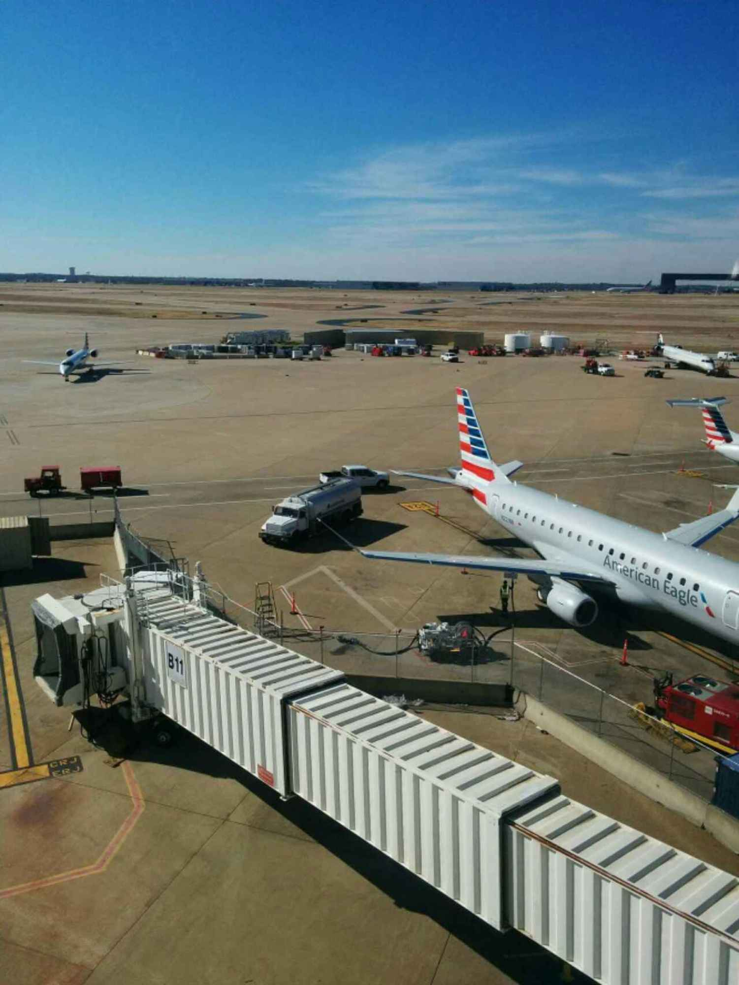 Dfw American Airlines Admirals Club Closed For Renovations