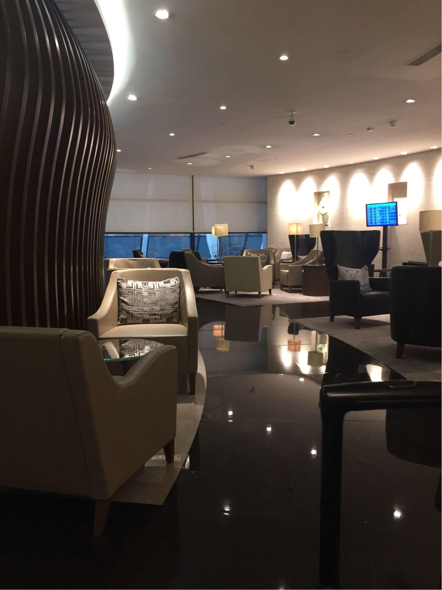 Pvg No 71 Air China First Class Lounge Reviews Amp Photos