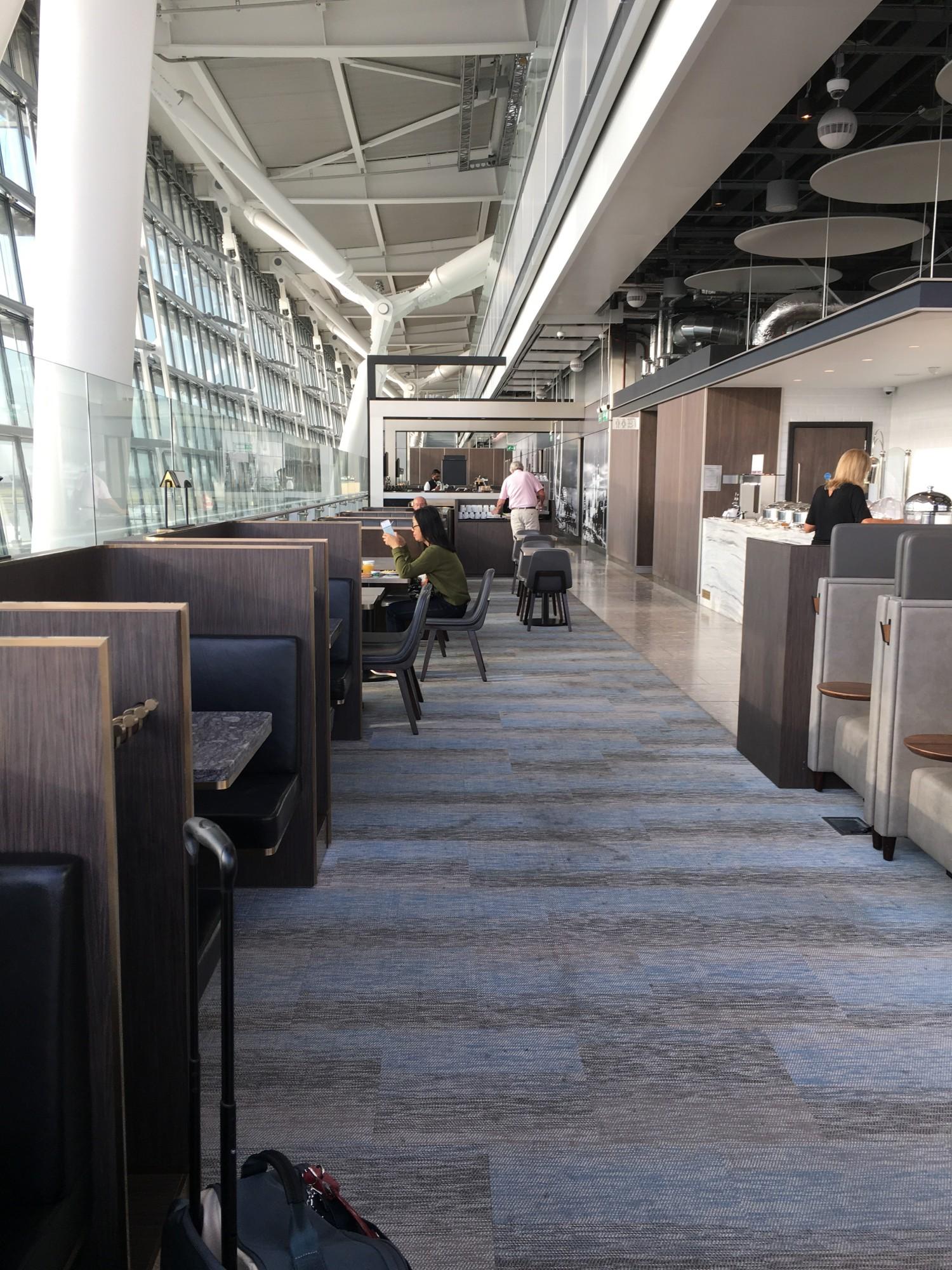 Lhr Plaza Premium Lounge Reviews Amp Photos Terminal 5a