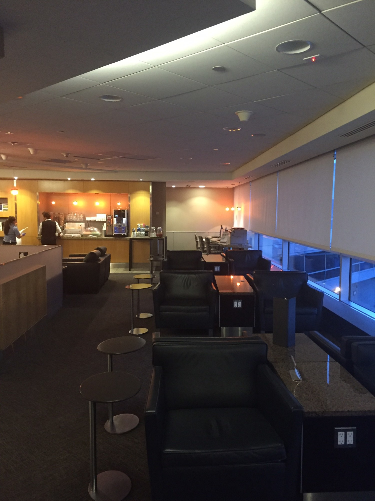 Jfk American Airlines Admirals Club Reviews Amp Photos