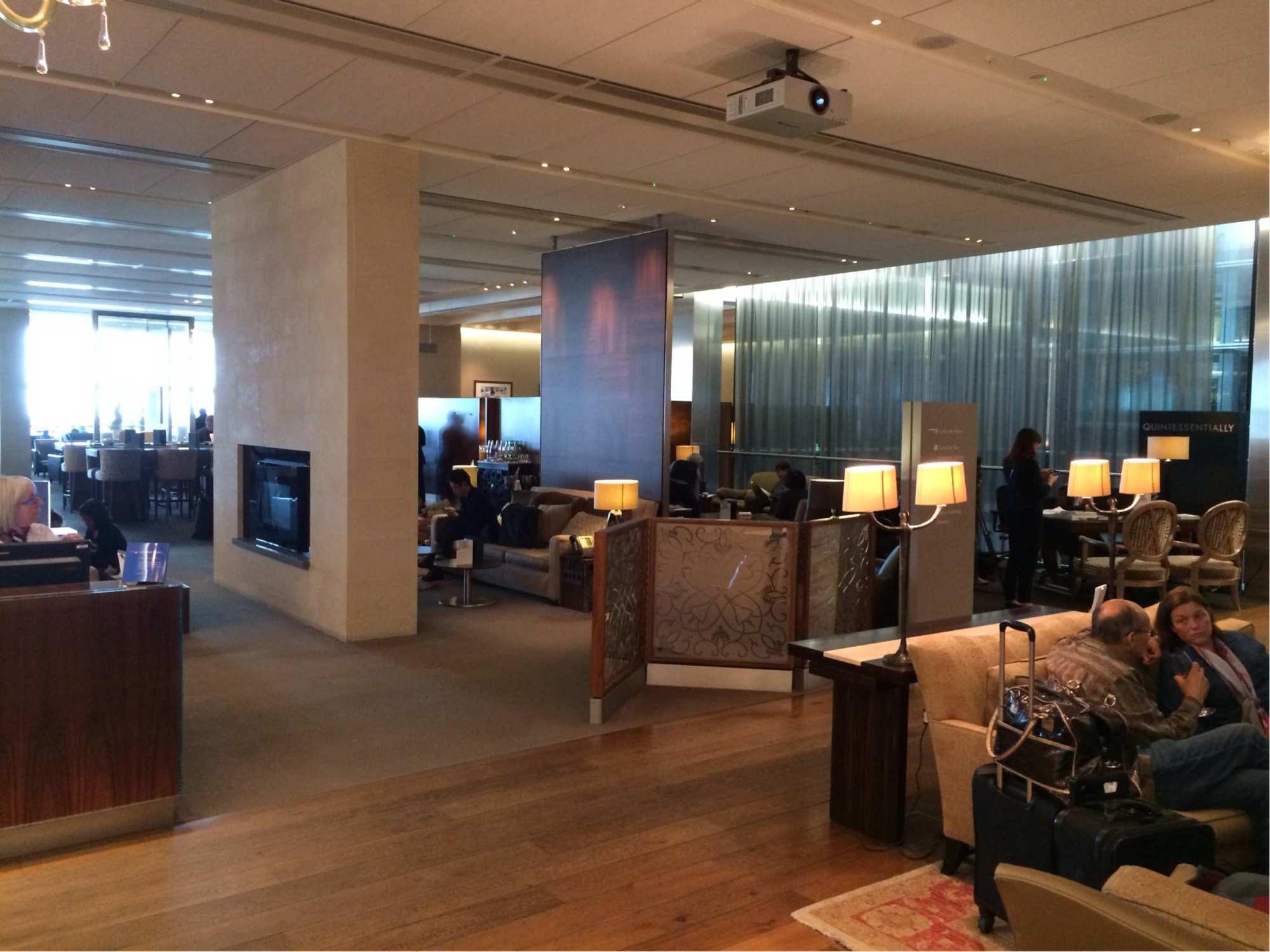 Is British Airways Lounge Free For Business Traveler
