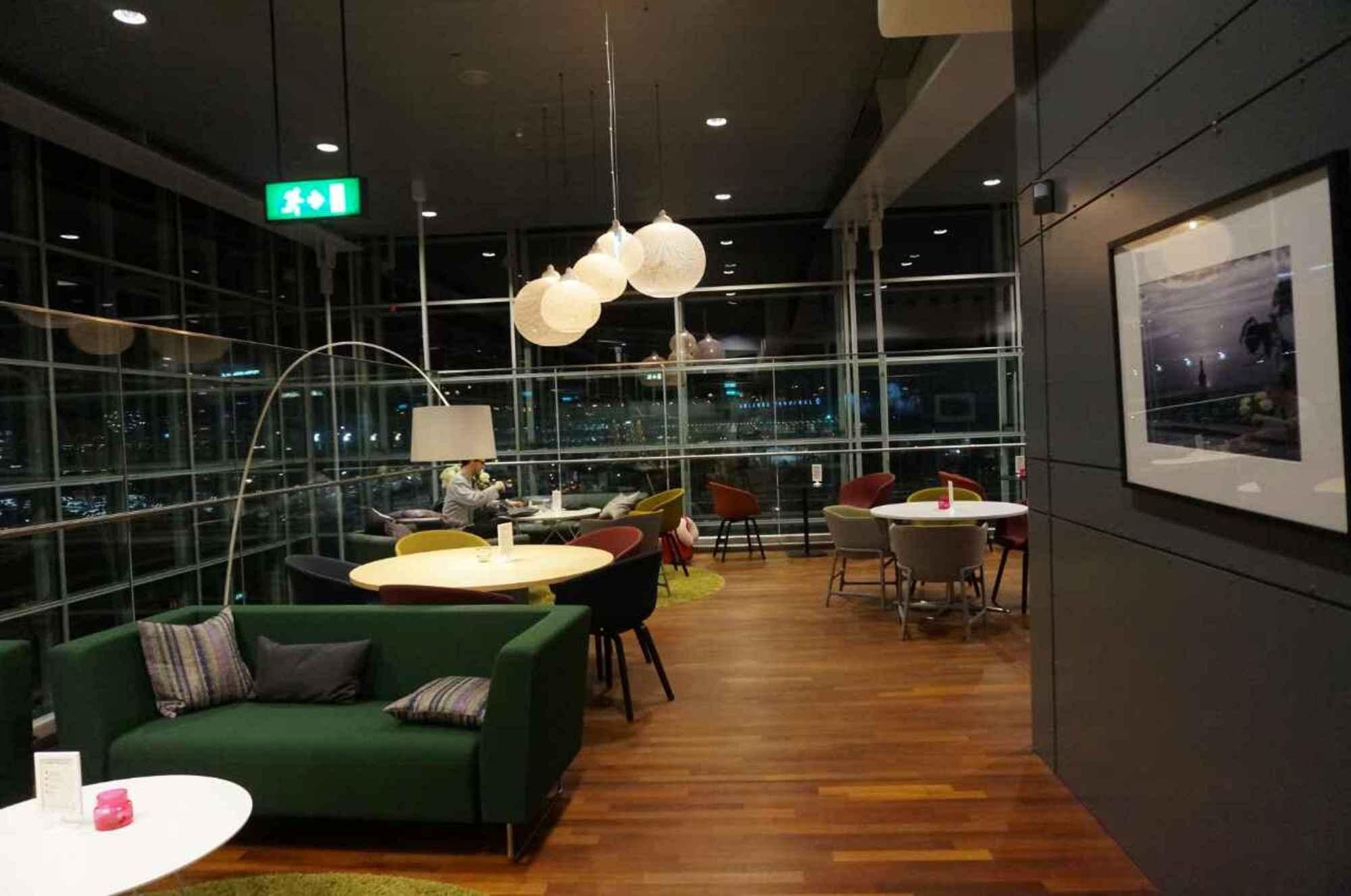 ARN: Swedavia Stockholm Arlanda Airport Lounge Reviews & Photos ...