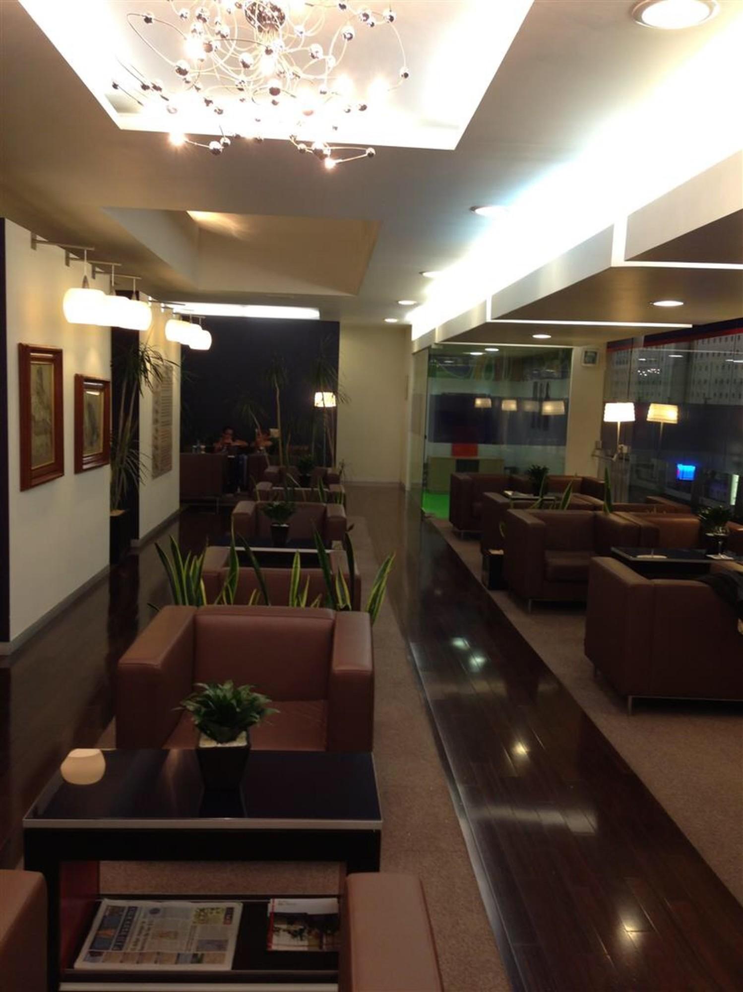 MEX: Elite Lounge Mastercard Reviews & Photos - Terminal 1 ...
