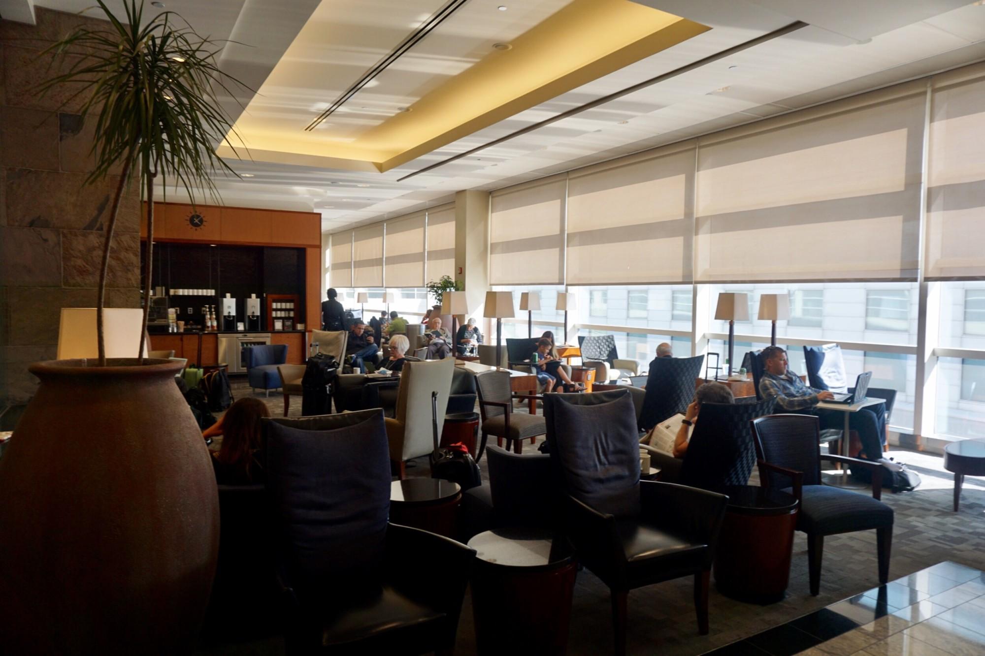 American Express Platinum Customer Service >> DTW: Delta Air Lines Delta Sky Club (Gate A38) Reviews & Photos - McNamara Terminal, Concourse A ...