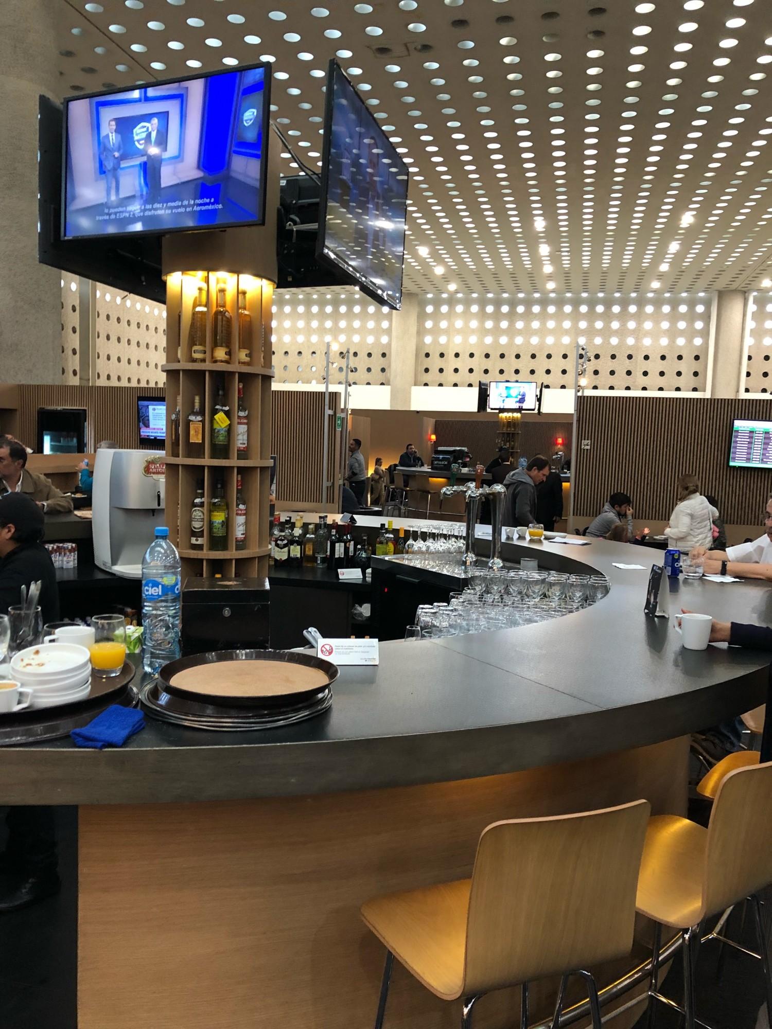 MEX Aeromexico Salon Premier Reviews & s Terminal 2