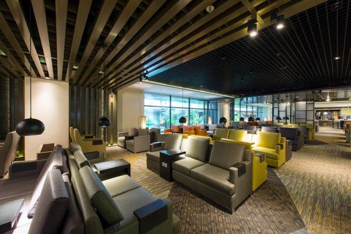 SIN dnata Lounge