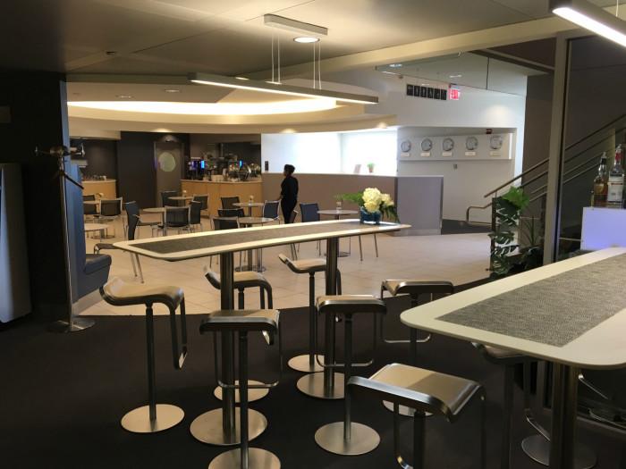 IAD Lufthansa Lounge