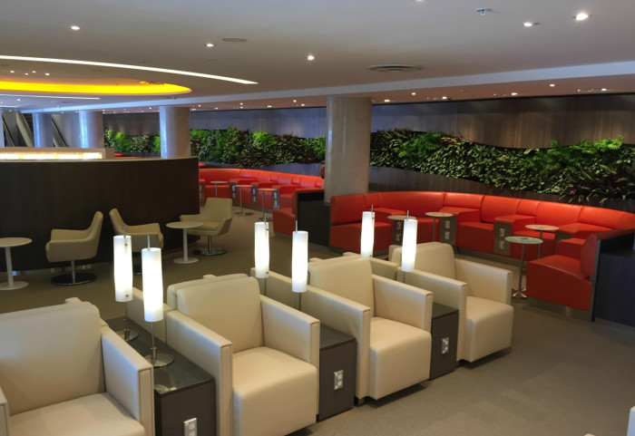 SYD SkyTeam Lounge