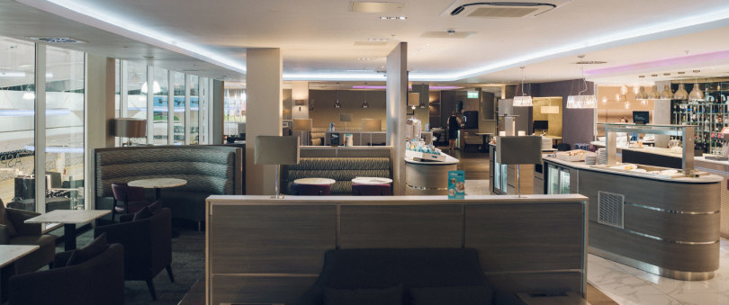 LTN Aspire Lounge