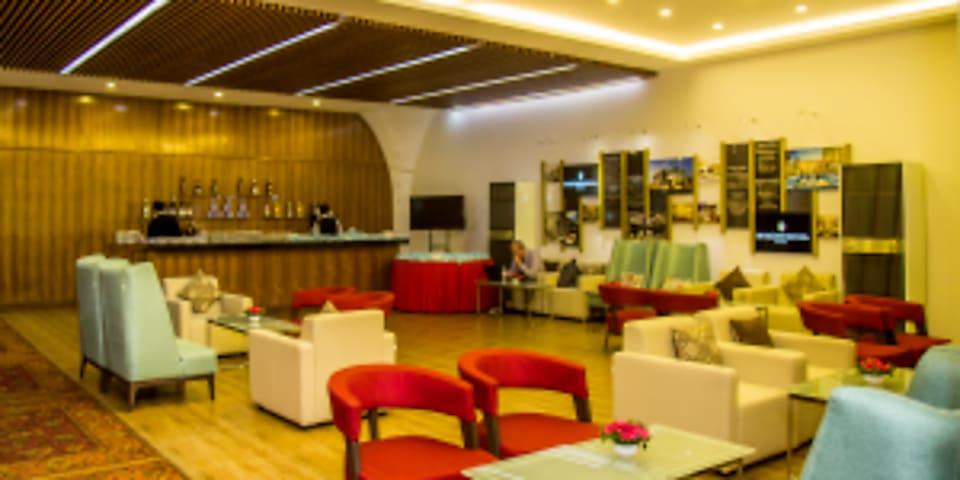 DAC: Hazrat Shahjalal International Airport Lounge Access