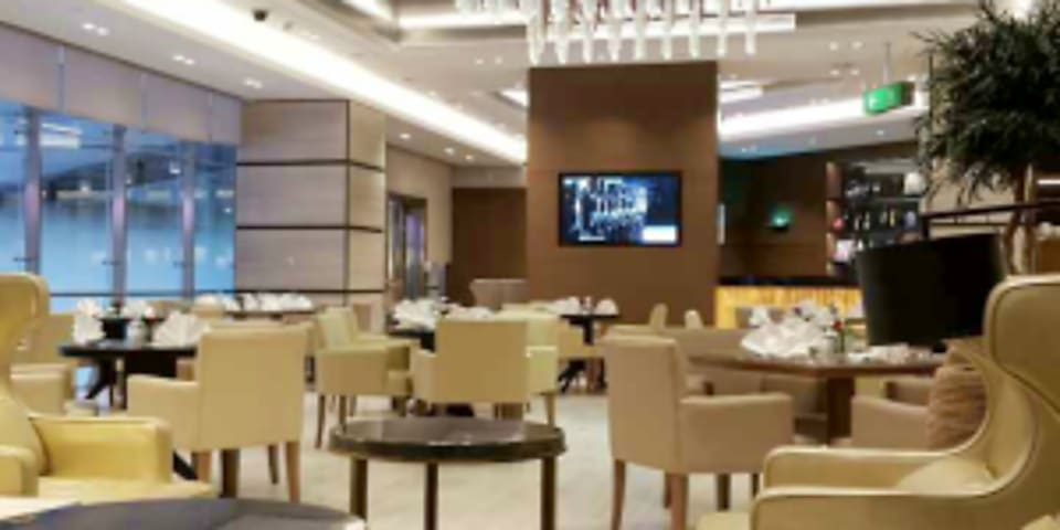 DXB: Dubai International Airport Lounge Access (United Arab