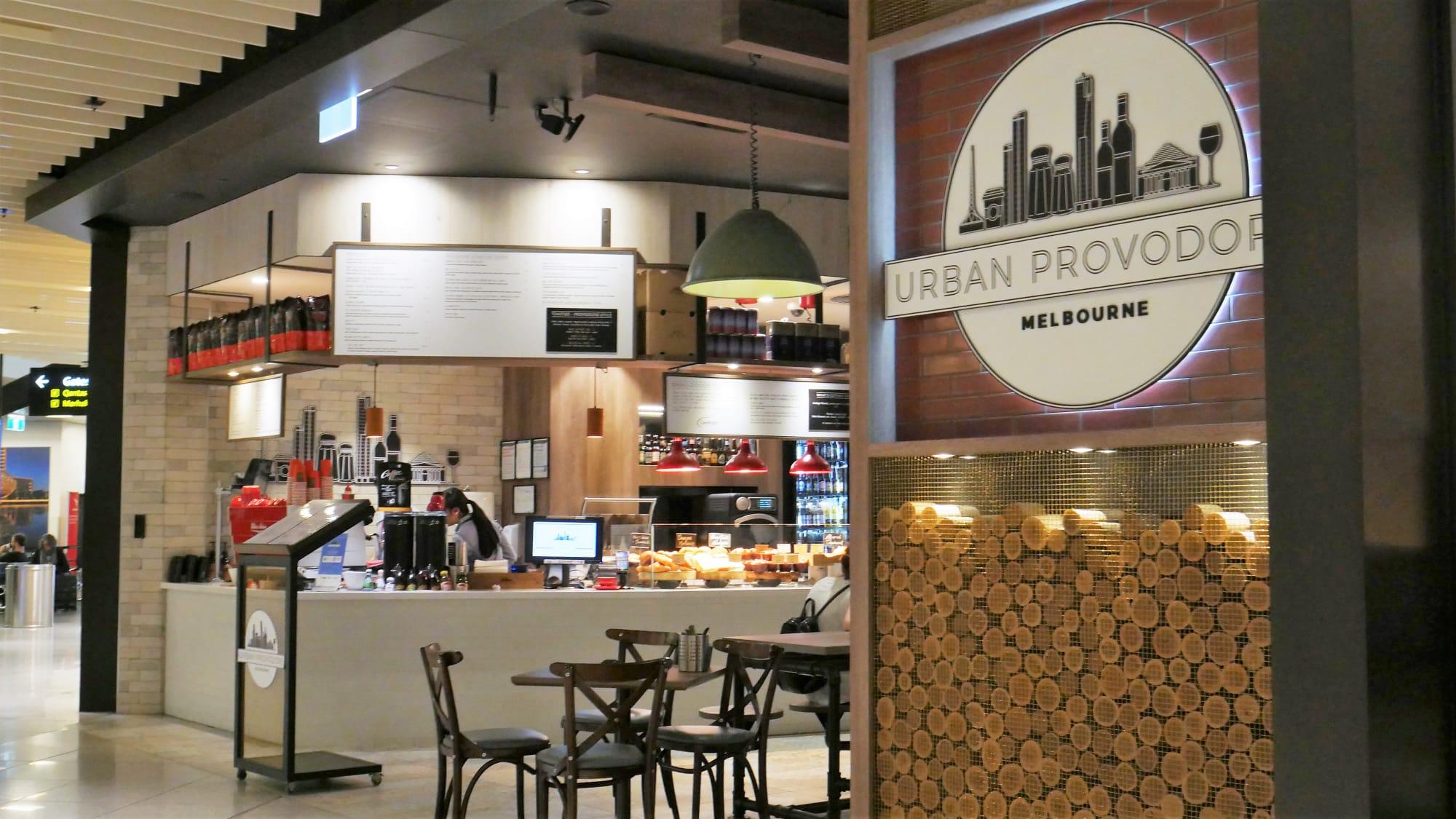 Mel Urban Provodore Reviews Photos Terminal 2 International