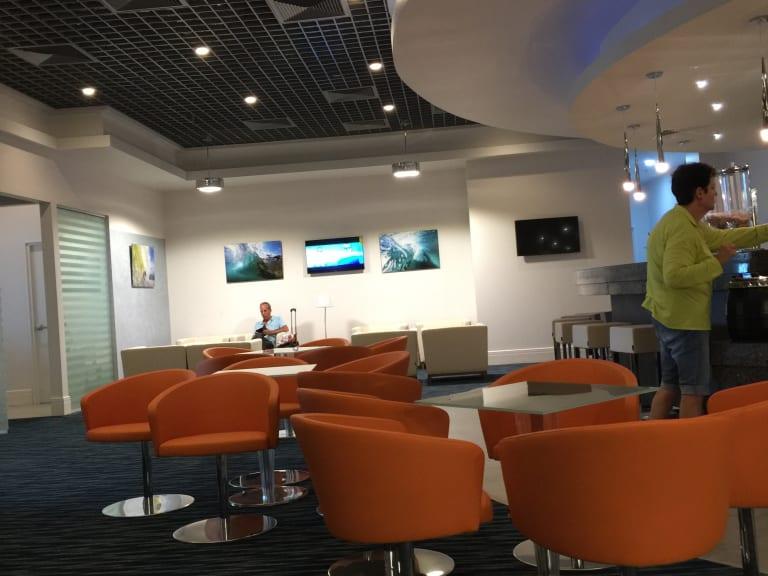 AUA: International VIP Lounge (Gate 8) Reviews & Photos
