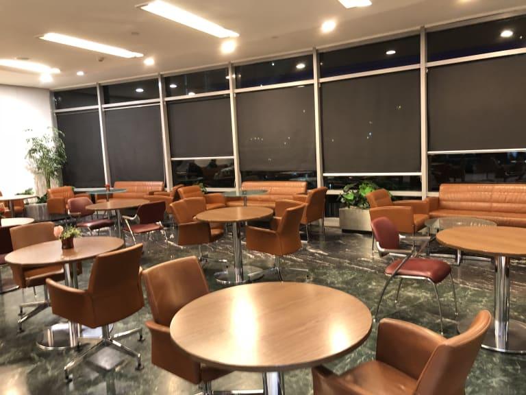 CAI: First Class Lounge Reviews & Photos - Terminal 3, Cairo
