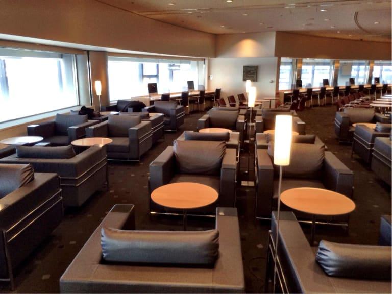 Nrt Delta Air Lines Delta Sky Club Reviews Amp Photos