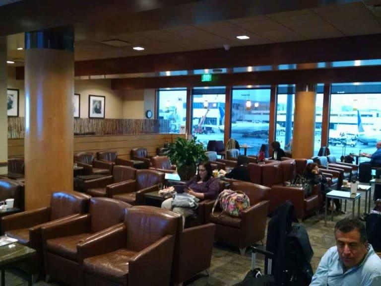 Lax Alaska Airlines Alaska Lounge Reviews Amp Photos