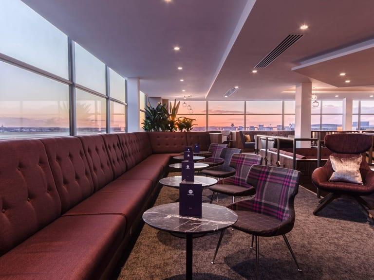 LGW: No1 Lounges, Gatwick South Reviews & Photos - South
